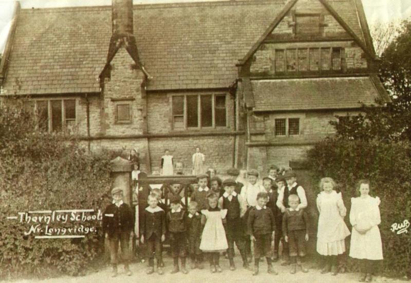 Thornley School 1900
